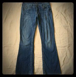 Silver Suki jeans size 31